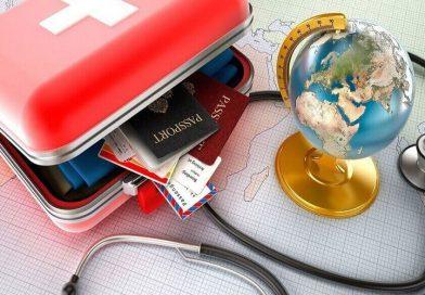 Mantente saludable mientras viajas