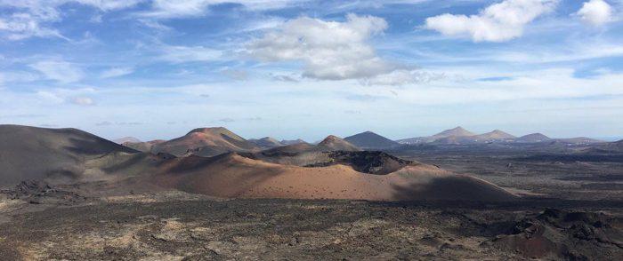 Montañas del fuego Stela