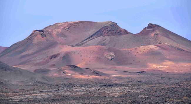 Lanzarote Timanfaya National Park  … Feel the volcanoes!