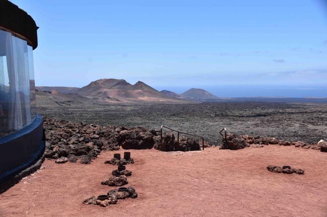 Parque Nacional de Timanfaya, Montañas del fuego, Lanzarote