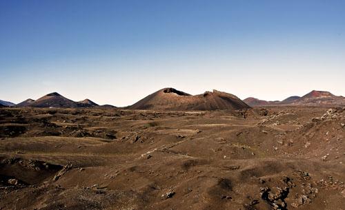 Conoce el Parque Natural de Los Volcanes en Lanzarote