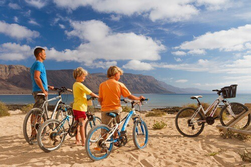 What to do in Lanzarote with children?