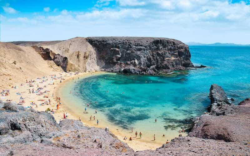 Los atractivos de Lanzarote en noviembre