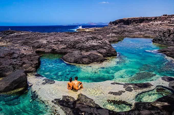 Las mejores piscinas naturales de Lanzarote