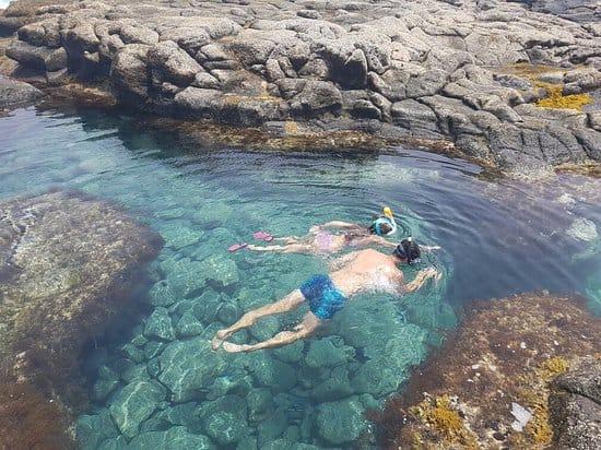 mejores piscinas naturales de Lanzarote