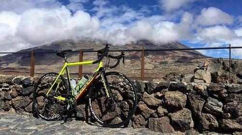 alquiler de bicicleta en Lanzarote