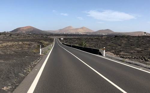 Driving tips for Lanzarote