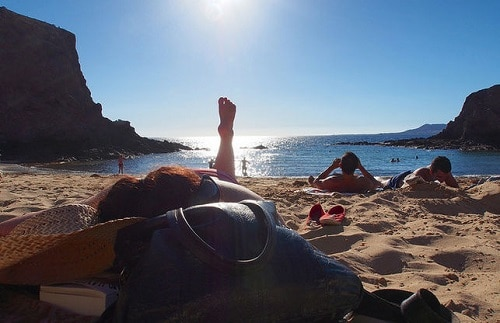 playas en lanzarote para parejas