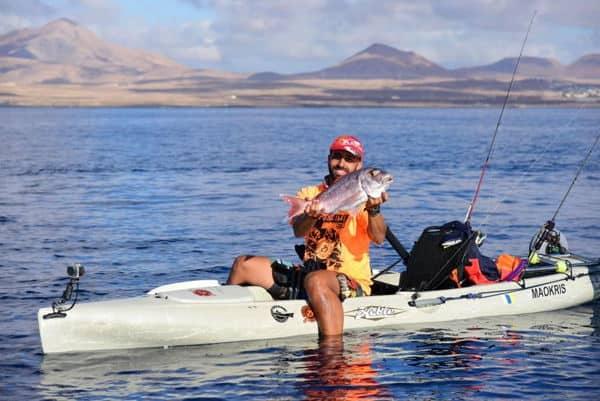 Pesca deportiva en Lanzarote