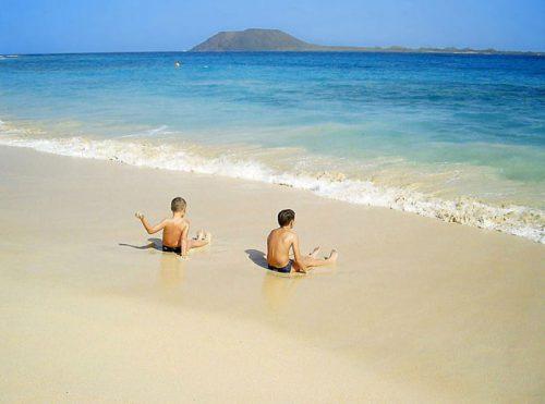 Guía para viajar con niños a Lanzarote