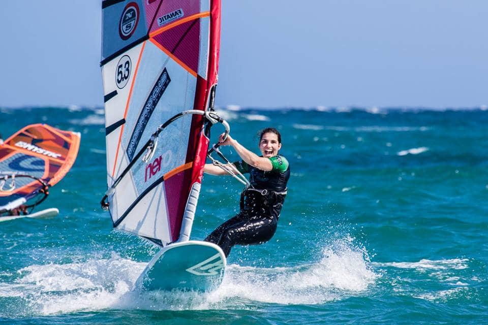 Dónde hacer Windsurf en Lanzarote